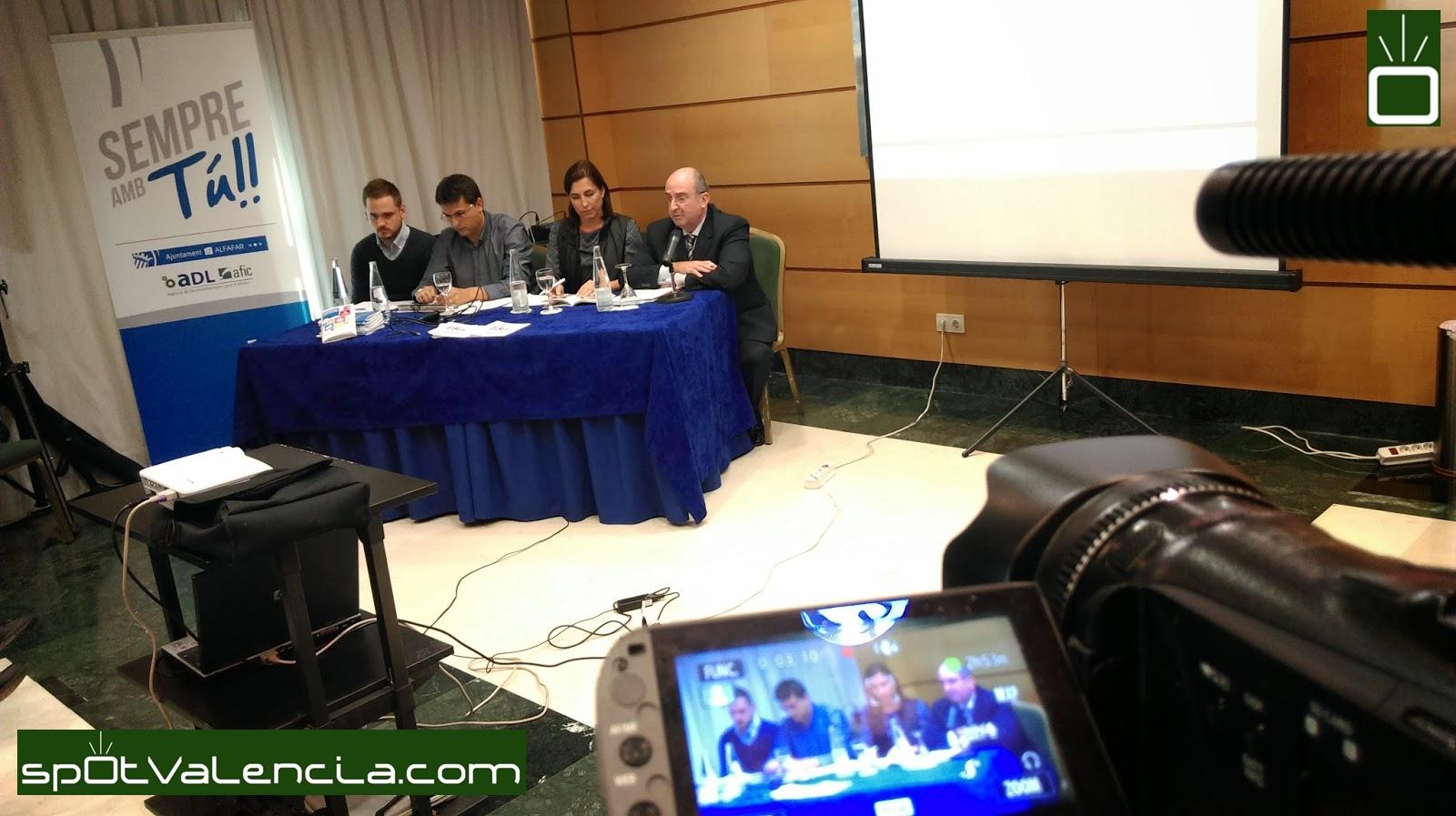 Grabacion de eventos en valencia for Empresas de pladur en valencia